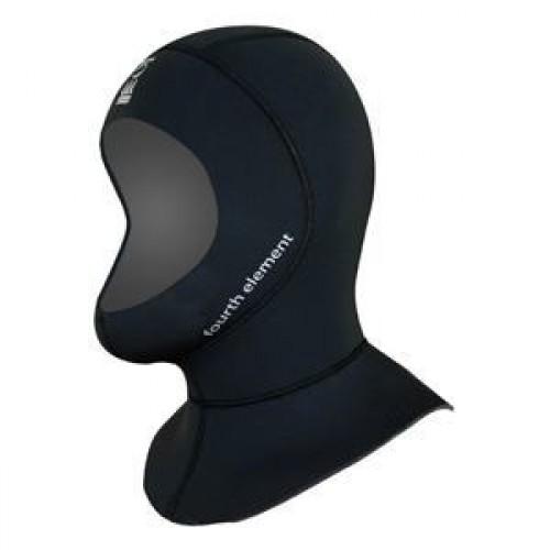 Fourth Element 7mm Neoprene Hood With Warmneck