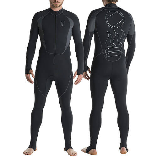 Fourth Element Hydroskin Mens One Piece Suit