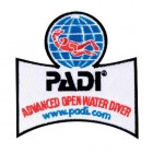 PADI Advanced Open Water Diver Emblem