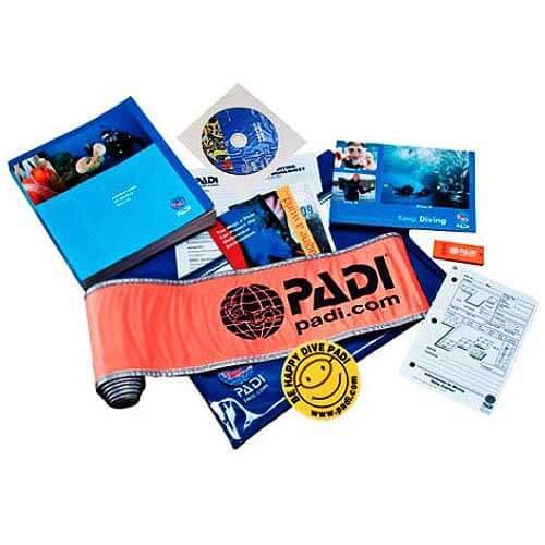 PADI Adventures in Diving Ultimate Crewpack (inc DVD)