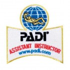 PADI Assistant Instructor Emblem