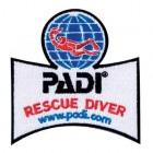 PADI Rescue Diver Emblem
